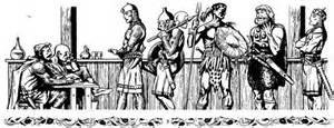 medieval henchmen