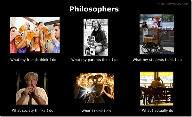 30 Funny Philosophy Quotes That Make You Think - 9GAG |Funny Philosophy Memes
