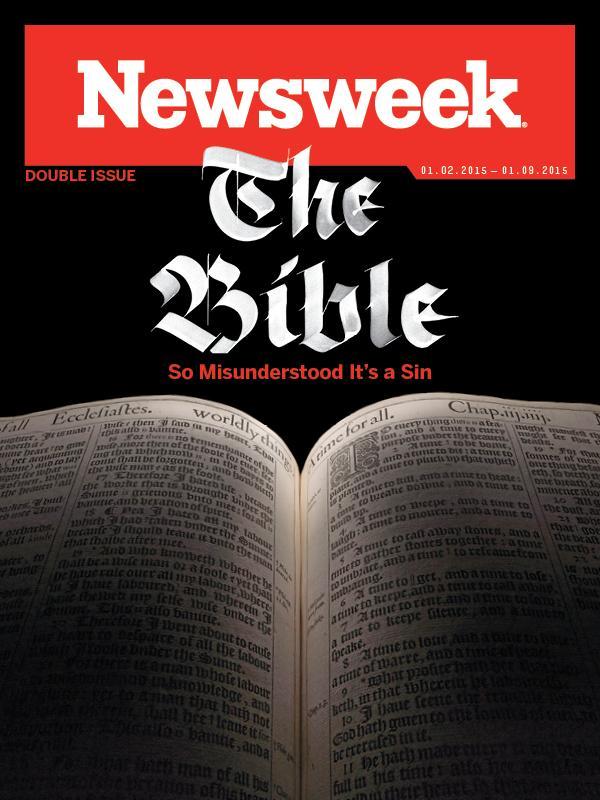 newsweekbiblemisunderstood