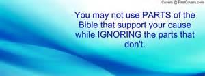 bibleignore