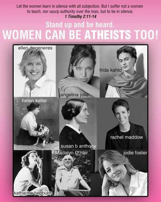 womenatheists