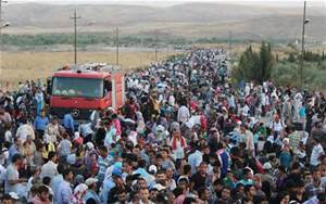 syiran refugees