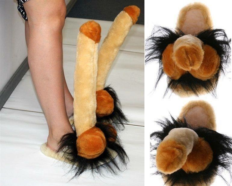 fuzzydickslippers