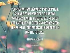 conservatismdisraeli