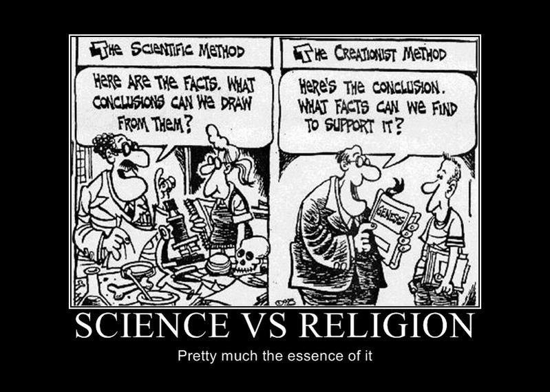 sciencevsreligion
